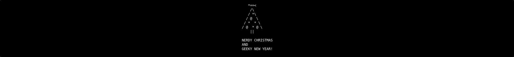 2017 Xmas Gift Guide for Geeks – Perfectionist Tendencies